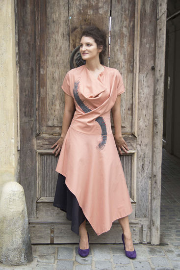 Picture of Soft pink dress Nixa