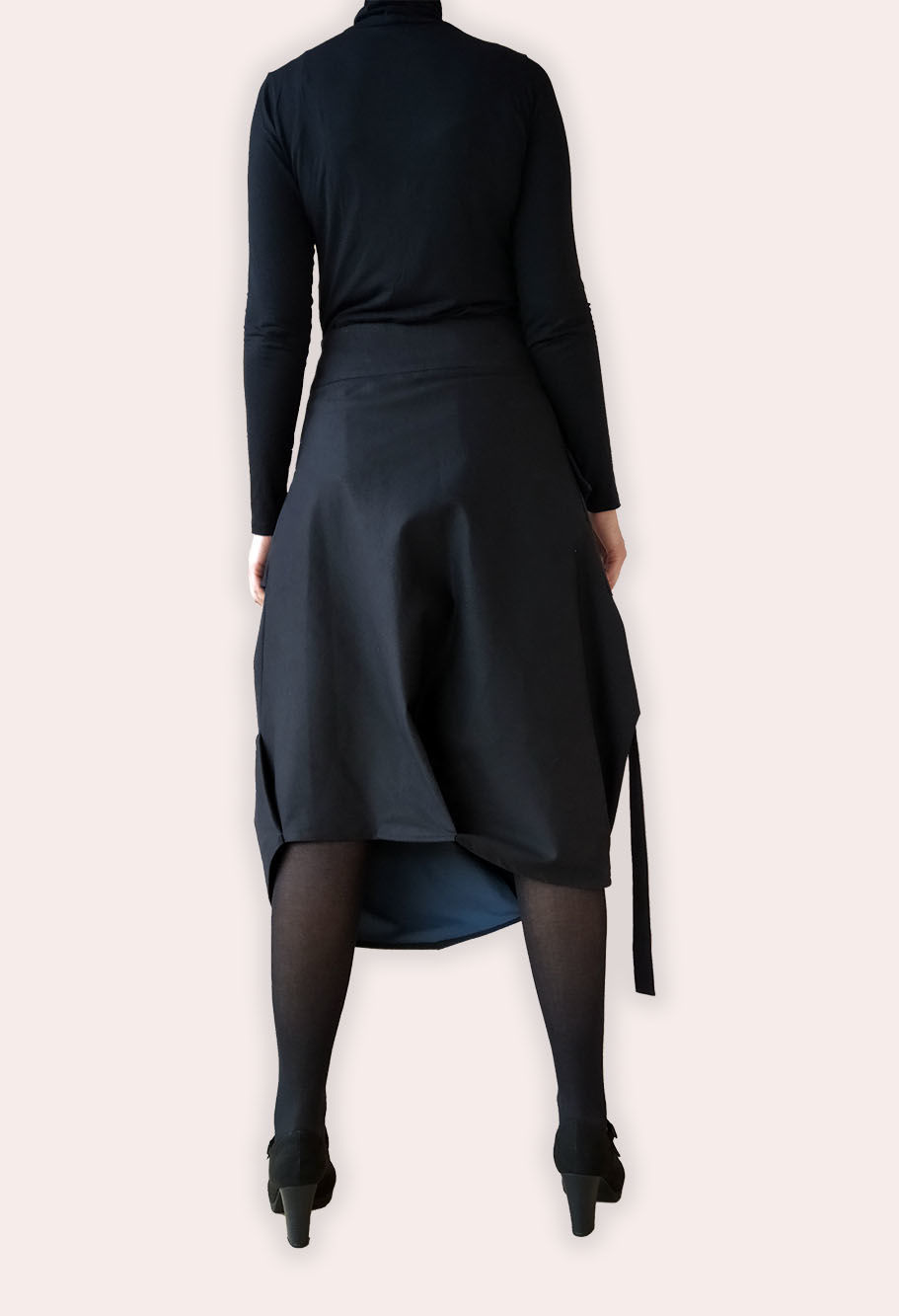 Picture of BLACK  SKIRT  LALA