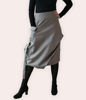 Picture of OLIVE  COTTON SKIRT  LALA
